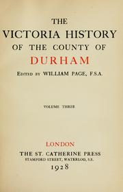 Durham VCH Image 3