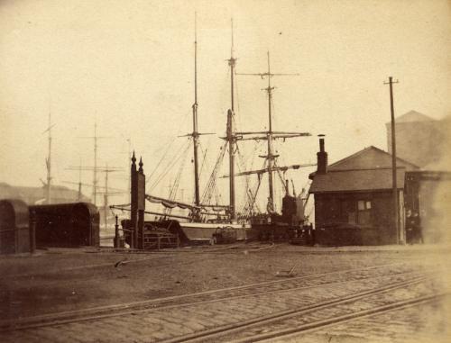 sunderland_in_the_docks_23.4.1890