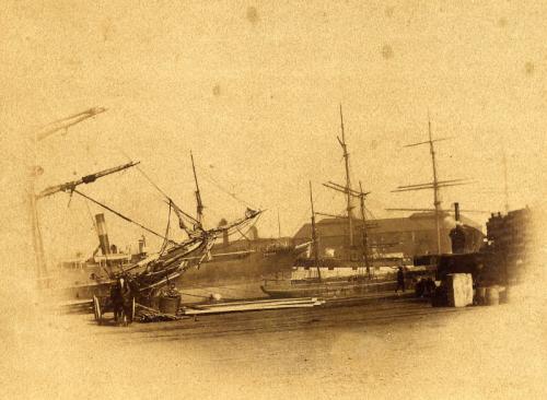 sunderland_ships_april_1890