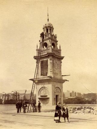 Drinking Fountain, 1890