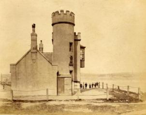 Unidentified building. Could it actually be in South Shields?