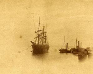 Ships in 1890
