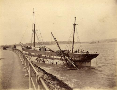 Wreck, 1890